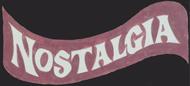 Nostalgia in Bowie logo
